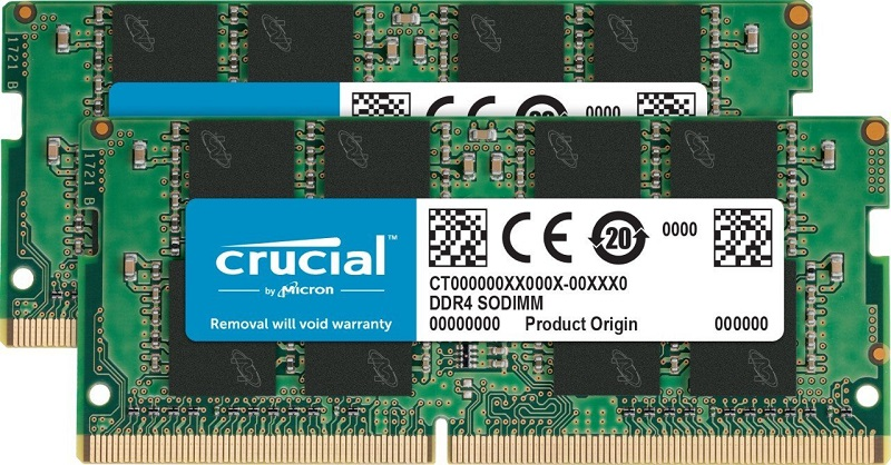 Crucial 8GB Memory Kit