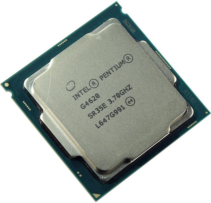 Intel Pentium Dual Core G4620